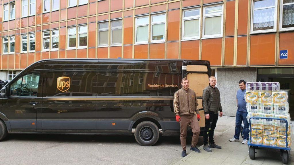 pomoc partnerów stali dla gorzowskiego szpitala